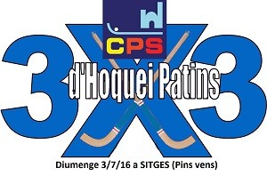 TORNEIG 3X3 HOQUEI PATINS SITGES 2016