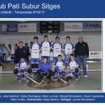 CPS SITGES - Infantil 2016-17 (Construccions Giralt - Noms jugadors)