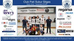 CPS SITGES - Júnior 2019_20