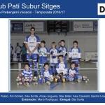 CPS SITGES - Pb-iniciació 2016-17 (Disgraph - Noms jugadors)