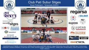 CPS SITGES - Prebenjamí 2020_21