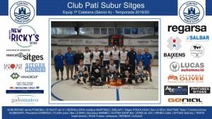 CPS SITGES - Sènior A 2019_20