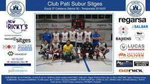 CPS SITGES - Sènior B 2019_20