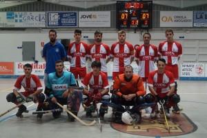 CPS Sitges 2017-18: Sènior A
