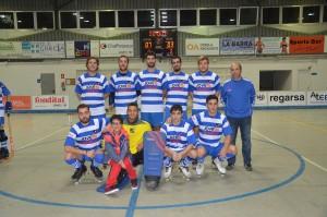 Equip 2ª Catalana A CP Sitges 2015-16