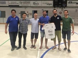 CPS Sitges 2019-20: Xavier Andreu Montoya nou porter del sènior A