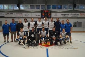 CPS Sitges 2019/20: Sènior A (1ª catalana)