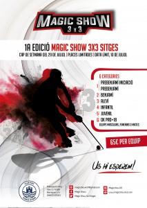 Magic Show 3xe hoquei Sitges