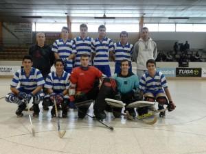 Foto de l'equip Juvenil del CP Sitges (Temporada 2014-15)
