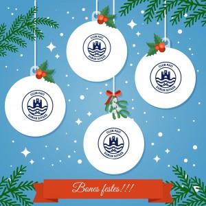 EL CPS us desitja molt bones festes!!!